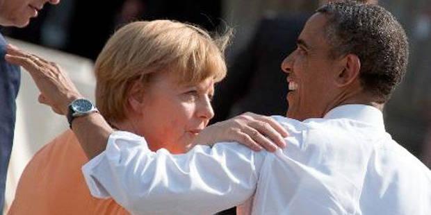 Merkel dépêche ses espions à Washington - La Libre