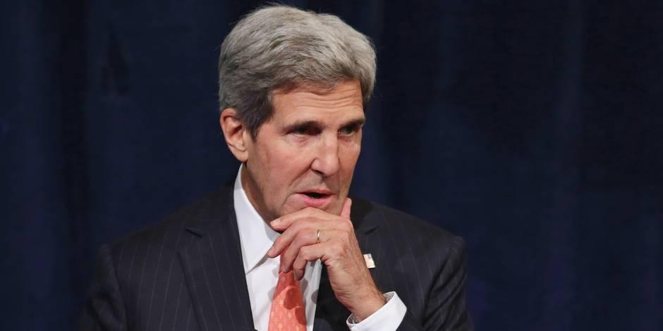 """Espionnage: Kerry admet que les Etats-Unis sont parfois allés """"trop loin"""""""