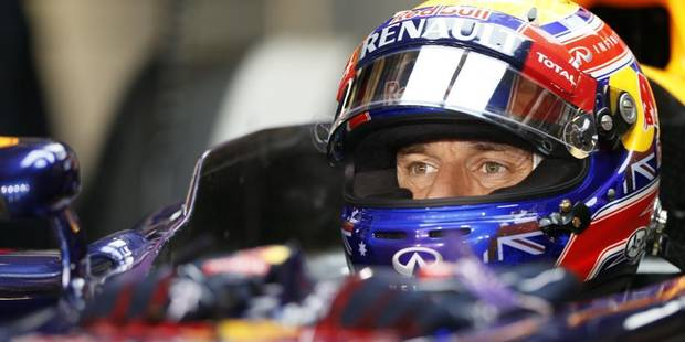 Abou Dhabi: Mark Webber prend la pole - La Libre