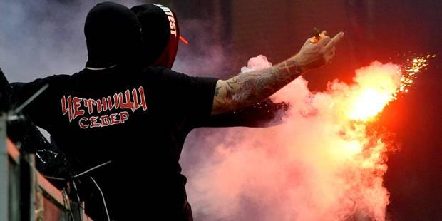 Moins de hooligans dans les stades en Belgique - La Libre