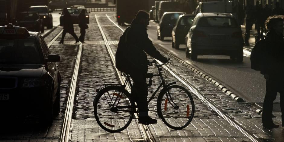 A Bruxelles, le vélo a encore du chemin à faire