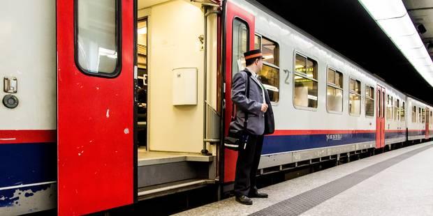 Une amende de 76.000 euros pour avoir pris le train sans payer - La Libre