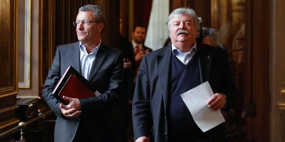 Thielemans: une démission qui laisse perplexe