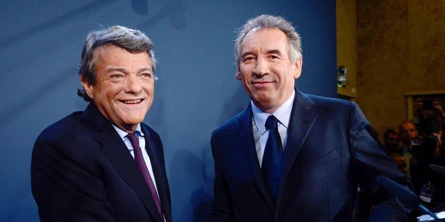 France: Bayrou et Borloo s'unissent