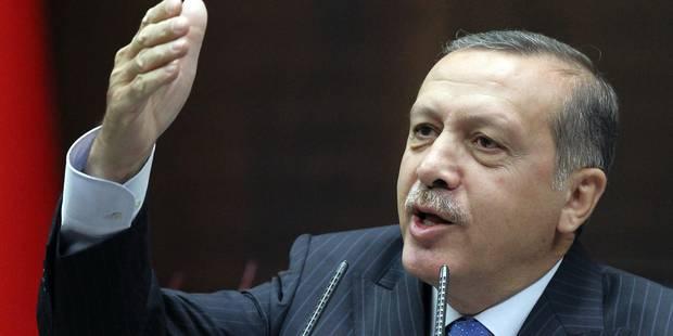 En Turquie, Erdogan ouvre un nouveau front contre la laïcité - La Libre