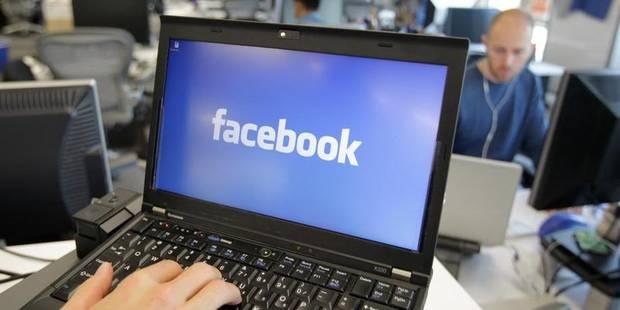 Facebook fait-il de la censure politique? - La Libre