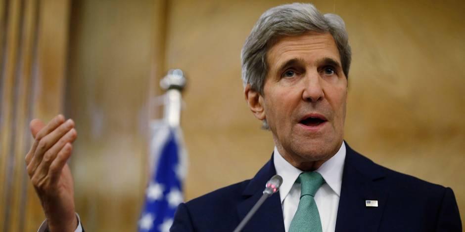 Nucléaire iranien: Kerry à Genève pour une journée décisive