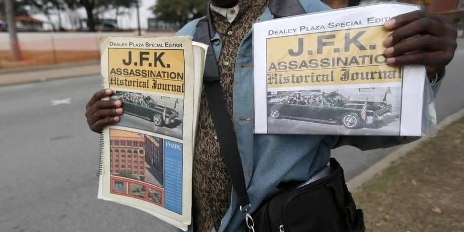 Dallas, en 2013, 50 ans après JFK