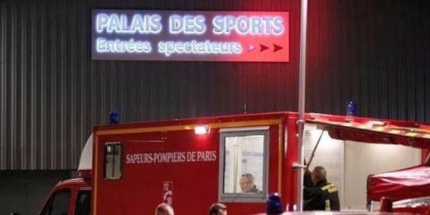Importante explosion au Palais des Sports de Paris: 15 blessés