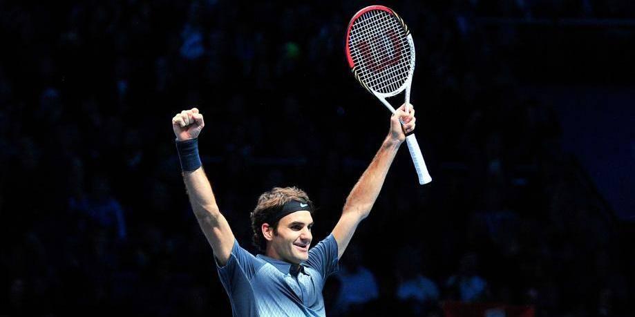 Masters masculin: Federer complète le carré d'as