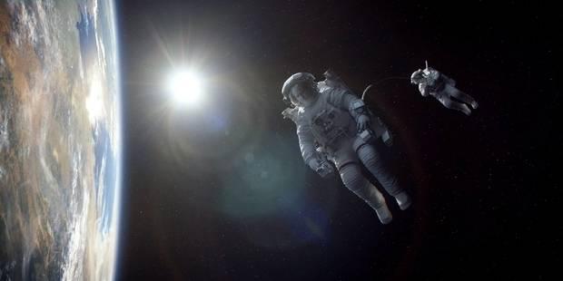 """""""Gravity"""": une profonde gravité - La Libre"""