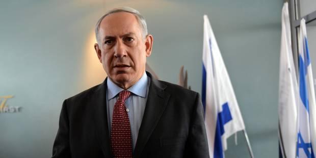 Netanyahu annule les projets de construction de 20.000 logements en Cisjordanie - La Libre