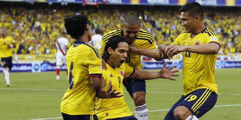 Colombie - Belgique, destins croisés