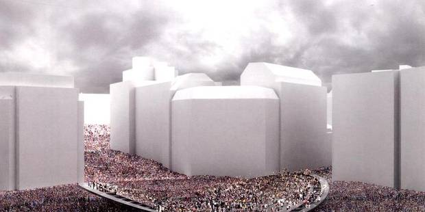 Bruxelles, si excitante pour un architecte - La Libre