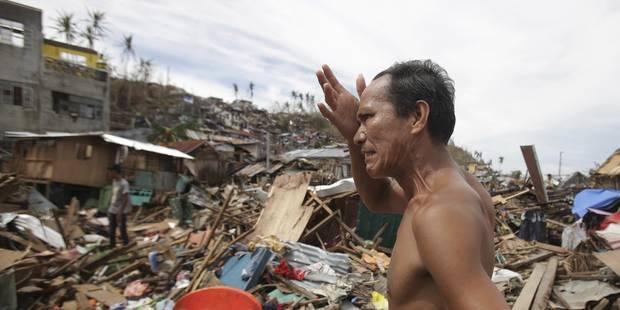 Philippines: la colère monte chez les survivants - La Libre