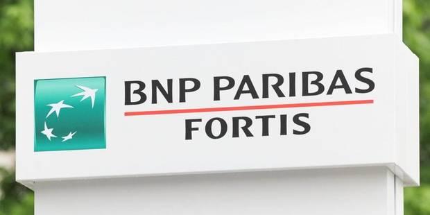BNP Paribas Fortis devient française à 100 % - La Libre