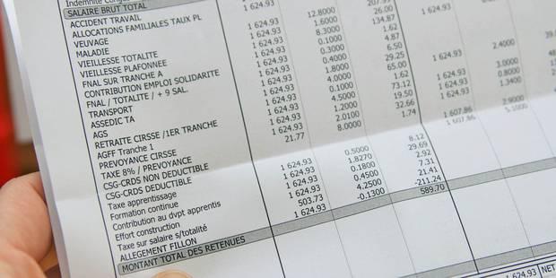 Le revenu moyen plus élevé en Wallonie en 2011 - La Libre