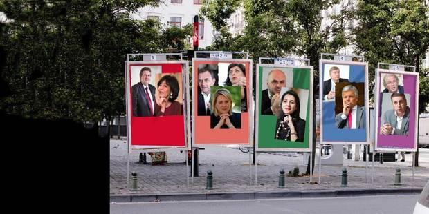 Le grand puzzle bruxellois - La Libre