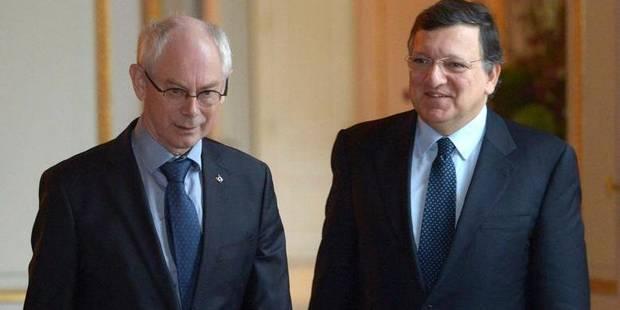 """Budget 2014: la commission attribue une note """"satisfaisante"""" à la Belgique - La Libre"""