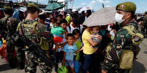 Super Typhon Haiyan : une cinquantaine de Belges toujours injoignables - La Libre