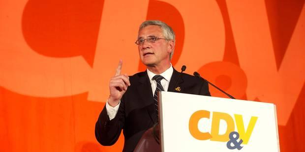 Le CD&V ne participera à aucun gouvernement sans la fin du handicap salarial - La Libre
