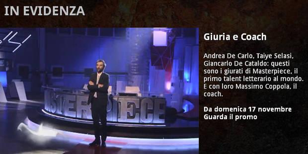 Italie: une téléréalité consacrée à... la littérature! - La Libre