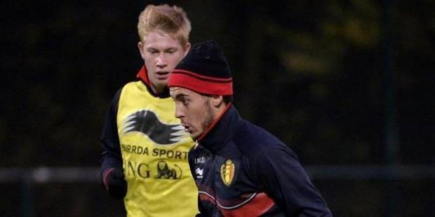 """Hazard: """"Kevin ferait mieux de quitter Chelsea"""" - La Libre"""