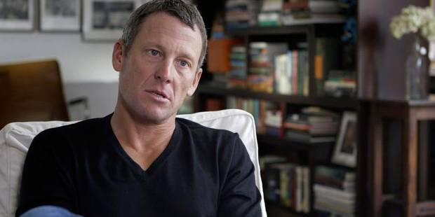 """Armstrong: """"L'ancien président de l'UCI m'a aidé à échapper à un contrôle positif"""" - La Libre"""