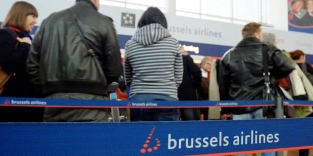 """Faute de """"vraie"""" discussion pour les pilotes, la grève chez Brussels Airlines se poursuit - La Libre"""