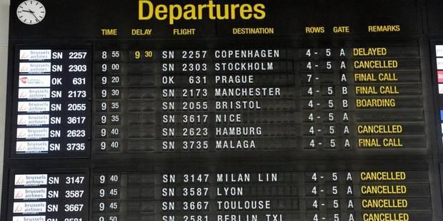 Brussels Airlines: Environ 70 vols annulés mardi - La Libre
