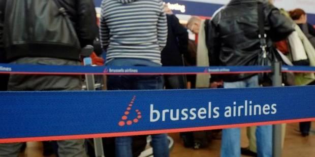 """Grève suspendue chez Brussels Airlines : """"nous allons désormais pouvoir avancer plus sereinement"""" - La Libre"""