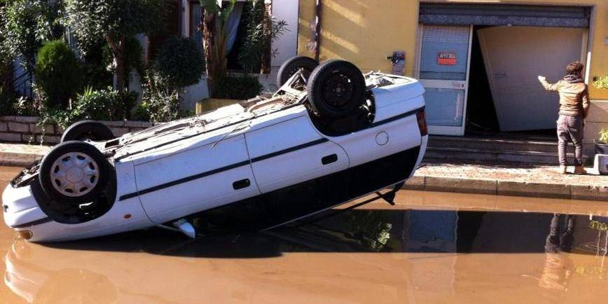Italie: 18 morts dans des inondations exceptionnelles en Sardaigne