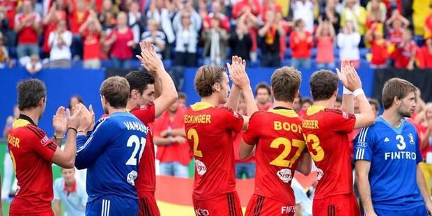 Les Red Lions s'imposent 2-6 aux Pays-Bas - La Libre