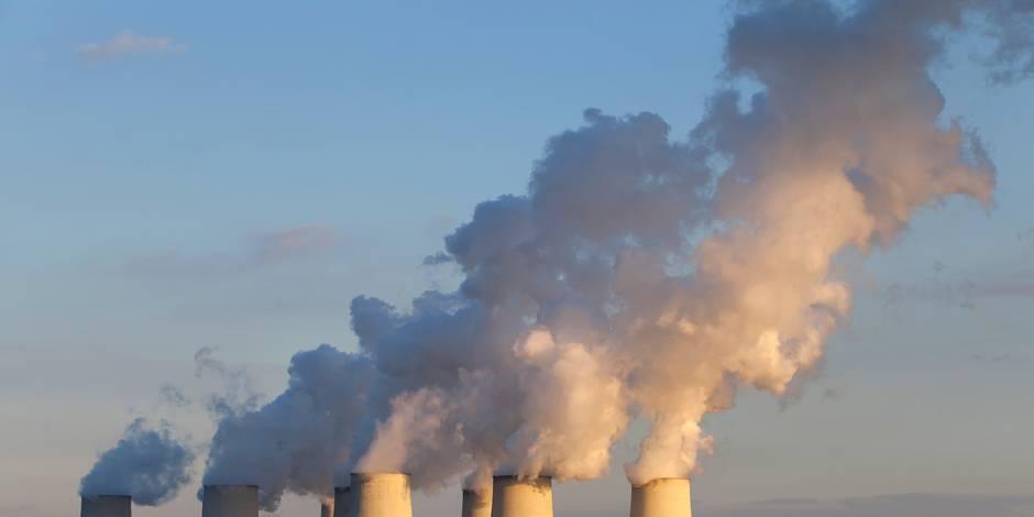 La Belgique honore Kyoto en achetant de l'air frais à l'étranger