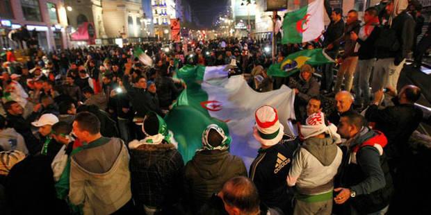 Incidents en France impliquant des supporteurs de l'Algérie - La Libre
