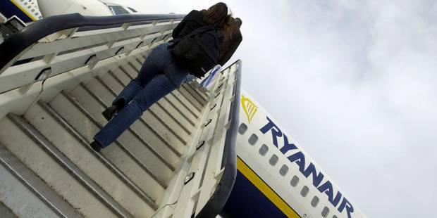Ryanair fait censurer un rapport peu flatteur à son encontre - La Libre