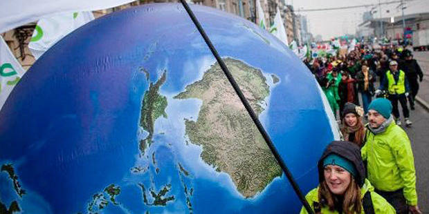 Conférence Climat: la Belgique verse 3,25 millions d'€ pour les plus menacés