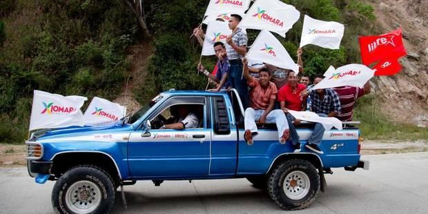 Présidentielle au Honduras, miné par la violence et la pauvreté - La Libre