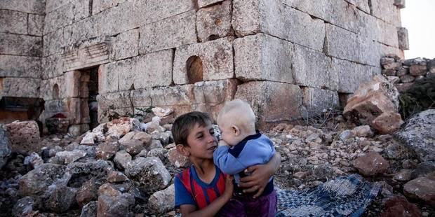 Syrie : 11.420 enfants tués - La Libre