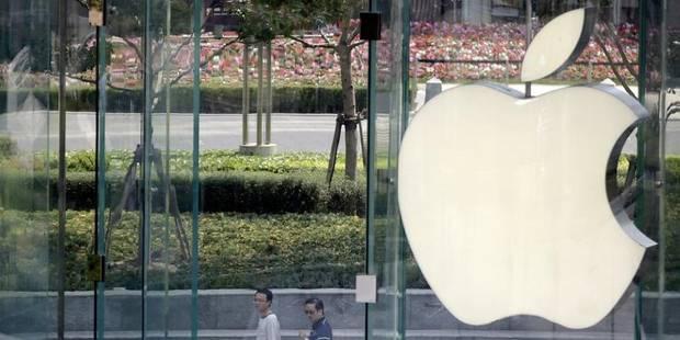 Apple se renforce dans la détection de mouvements - La Libre