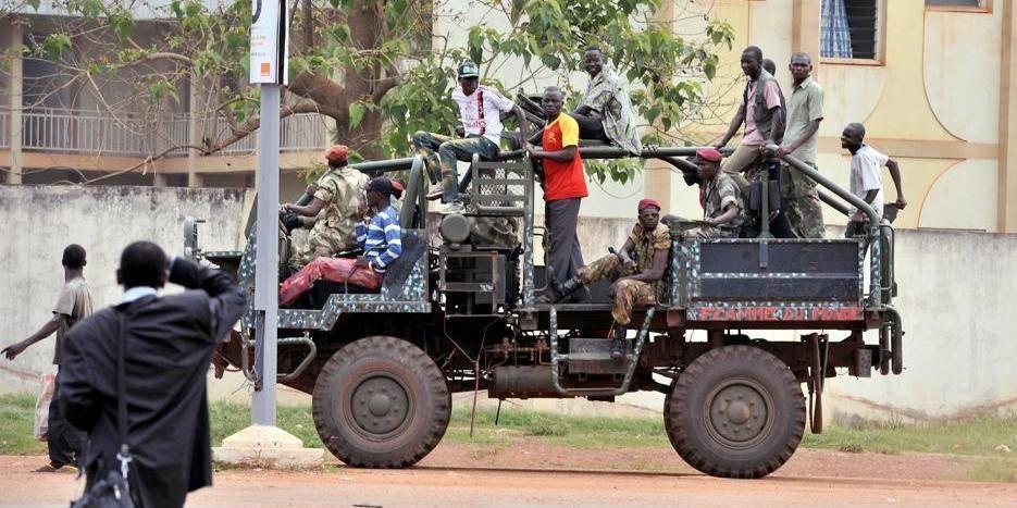 """L'ONU s'inquiète de voir la Centrafrique devenir le """"théâtre d'un génocide"""""""
