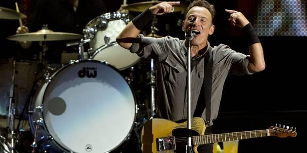 Le 18e album de Bruce Springsteen sortira en janvier 2014 - La Libre