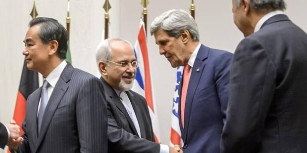 """La """"saison des affaires"""" avec l'Iran n'est pas ouverte, selon Washington - La Libre"""