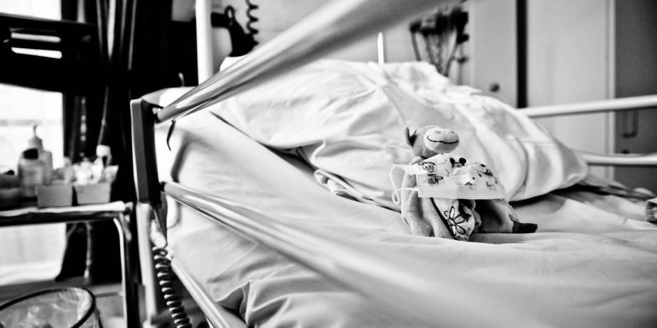 """Francis Delpérée à propos de l'euthanasie: """"Pour l'enfant, c'est non !"""""""