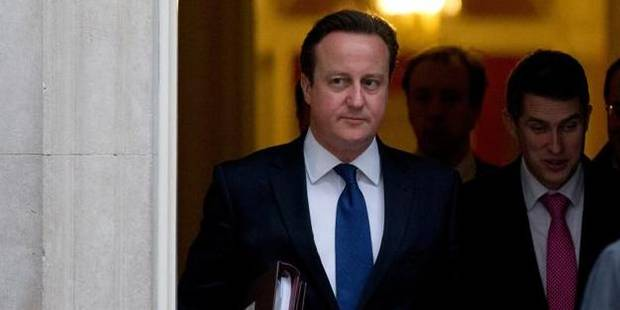 Cameron moins généreux avec les immigrants européens - La Libre