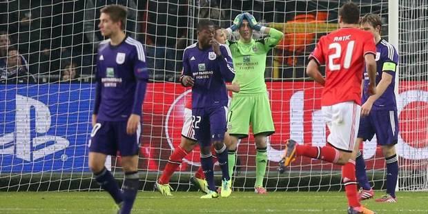 Anderlecht range ses ambitions européennes au placard - La Libre