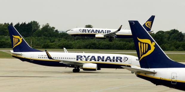 Édito: Ryanair, un défi lancé à l'Europe - La Libre