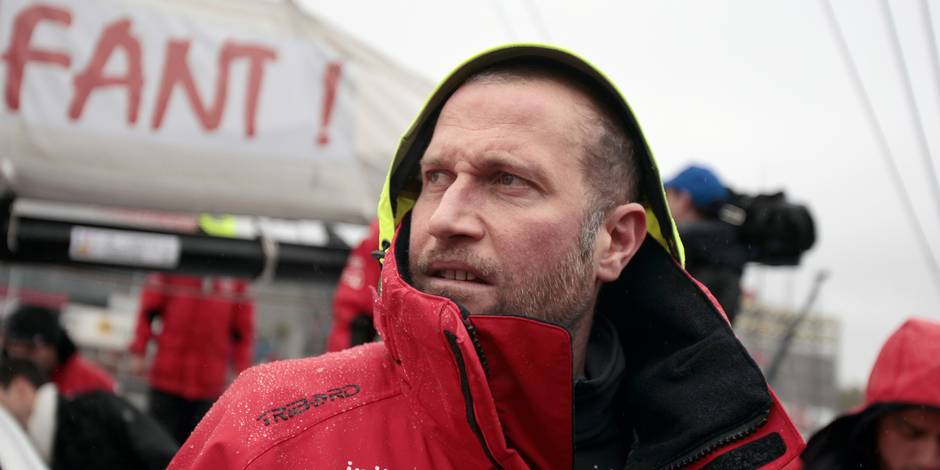 Transat Jacques Vabre: François Damiens est arrivé à bon port