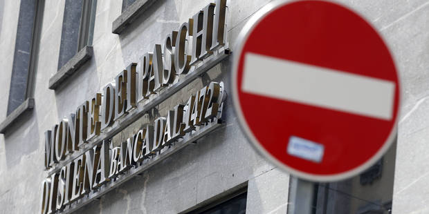 La filiale belge de la banque Monte dei Paschi à vendre - La Libre