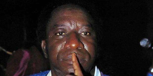 Décès du roi de la rumba congolaise Tabu Ley Rochereau - La Libre
